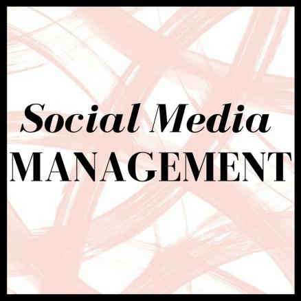 socail media management