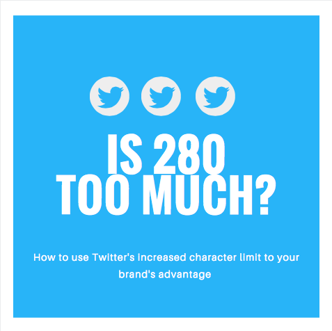 twitter character increase
